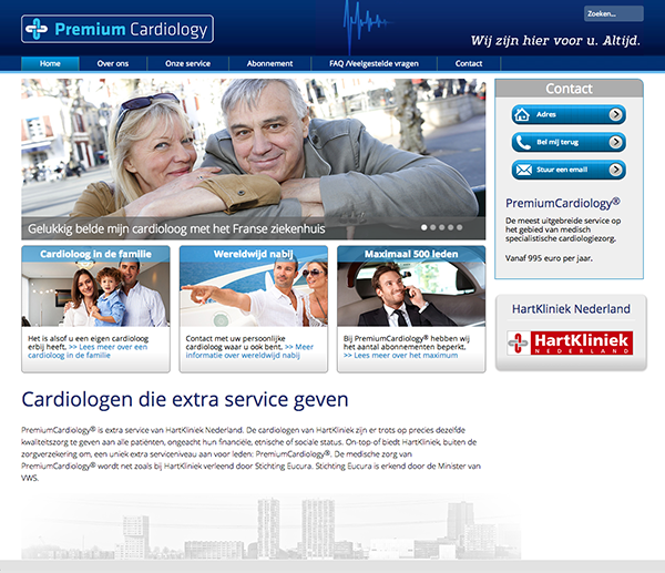 Afbeelding project Premium Cardiology®